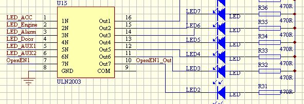 stm32 w5500 yeelink实现远程led灯控制