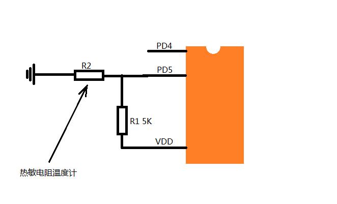 stm8s003 关于adc模数转换的难题